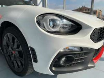 usata Abarth 124 Spider 1.4 Turbo MultiAir 170 CV Benzina