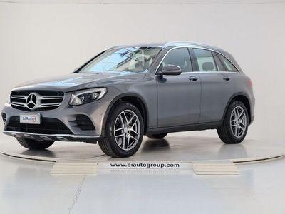 używany Mercedes E250 GLC Classe (X253) d 4Matic Premium