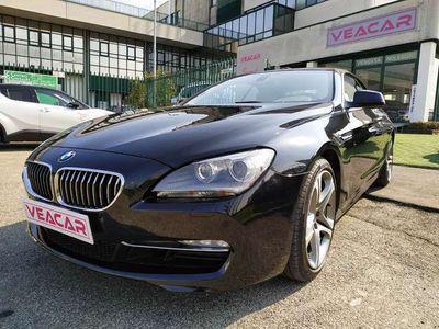 usata BMW 640 Cabriolet Serie 6 (F12/F13) Futura KM 103.000
