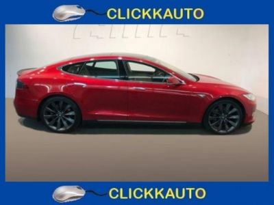 usata Tesla Model S p 85 berlina < elettrica