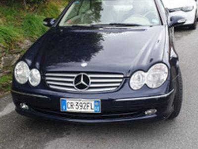 usata Mercedes CLK270 cdi coupé