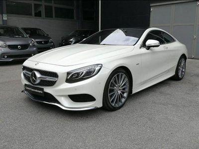 usata Mercedes 500 S Sec coupeEdition1 4matic auto 7m