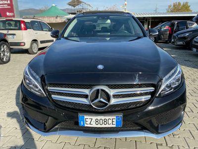 usata Mercedes C250 BlueTEC S.W. 4Matic Automatic Premium