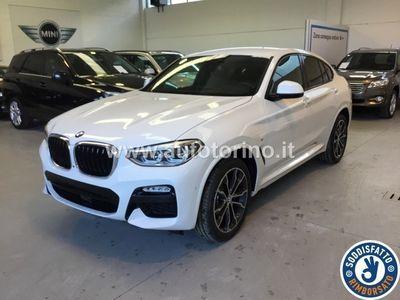 używany BMW X4 X4XDRIVE20D M SPORT
