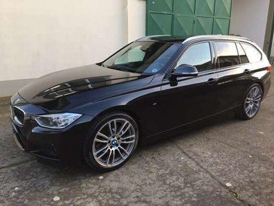 usata BMW 325 Serie 3 (F30/F31) Touring Msport