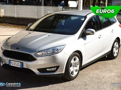 second-hand Ford Focus SW 1.5 tdci Plus s&s 120cv