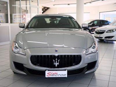 brugt Maserati Quattroporte 3.0 V6 Diesel 275 CV