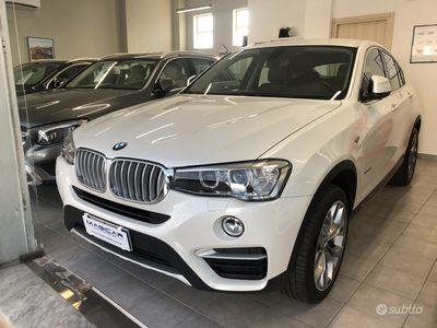 usata BMW X4 XDRIVE 20D X-LINE - 2016