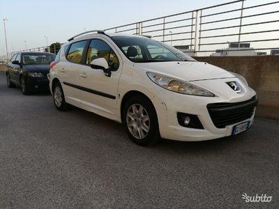 used Peugeot 207 1.4 8V 75CV 3p. X Line ECO GPL