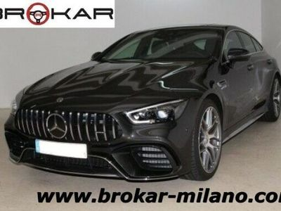 used Mercedes AMG GT coupé 4 63 4matic+ amg