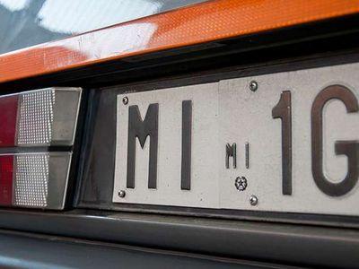 usata Alfa Romeo 75 2.0i Twin Spark 1a s. Q. Arancio Clima ASI t.ga MI