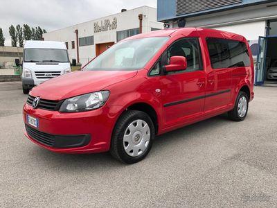 used VW Caddy Maxi - 2013*METANO*SENSORI