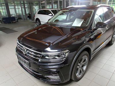 usata VW Tiguan 2.0 Tsi Dsg 4-motion, R-line, Highline, 7-sitzer, Ahk