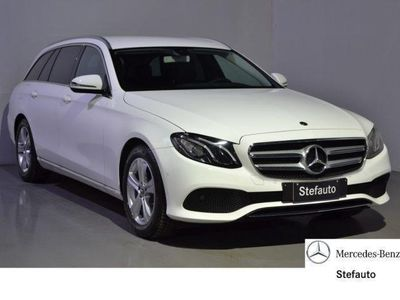 usata Mercedes E220 E 220 d S.W. Auto Business SportS.W. Auto Business Sport