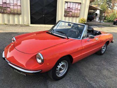 """usata Alfa Romeo 2000 SpiderSpider Veloce """"Duetto"""" iscritta ASI con CRS"""