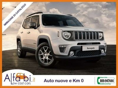 usata Jeep Renegade M.Y. 2020 1.0 T3 120CV Limited Multi Optionals