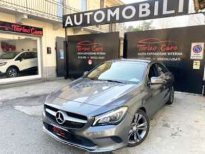usata Mercedes CLA220 d Automatic Business Extra Diesel