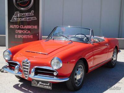 gebraucht Alfa Romeo Giulia Spider 1.6 -asi- -1964