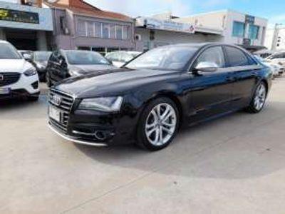 usata Audi S8 4.0 TFSI quattro tiptronic Benzina