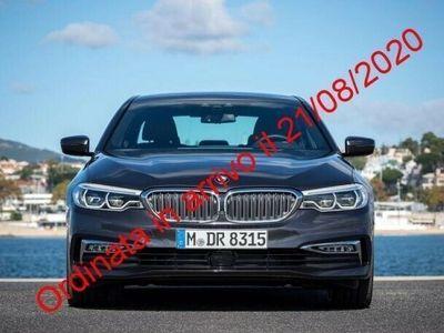 usata BMW 540 i 48V xDrive Luxury Serie 5 (G30/G31)