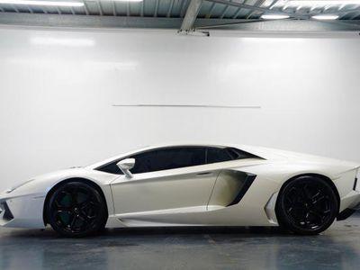 usata Lamborghini Aventador 700CAVALLI/INTERNI BI-COLOR/IMPIANTO SCARICO SPORT