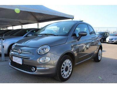 usata Fiat 500 1.2 lounge con gpl TETTO APRIBILE FULL