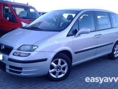 used Fiat Ulysse 2.0 mjt 120 cv diesel