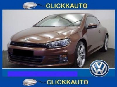 brugt VW Scirocco ALL STAR 2.0 TDI manuale