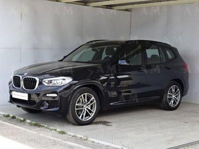 usata BMW X3 xDrive 20d Msport