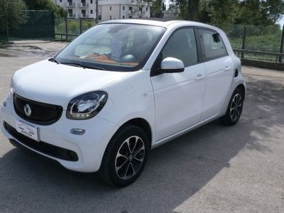 usata Smart ForFour 70 1.0 twinamic Youngster - 2015