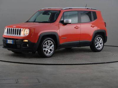 usata Jeep Renegade 1.6 Mjet Ddct 120cv Limited