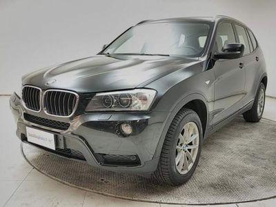 brugt BMW X3 XDrive20d Eletta