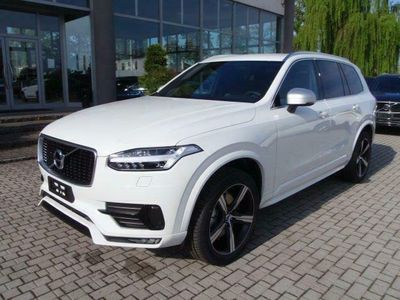 usata Volvo XC90 D5 AWD Geartronic R-design 7 posti VISION/WINTER