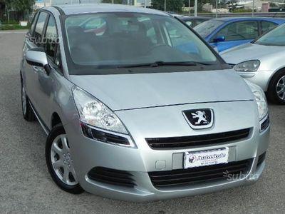 usata Peugeot 5008 1.6 HDI 82 Kw 125.000 Km - 2012
