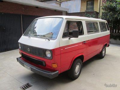 usata VW T3 iscritto asi