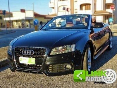 usata Audi A5 Cabriolet A5 3.0 V6 TDI qu. S tr. Ambition