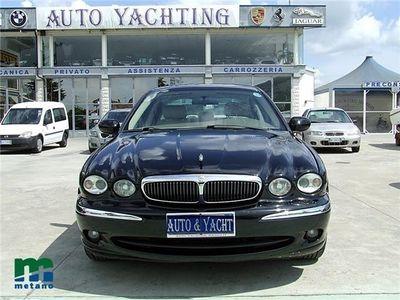 usata Jaguar X-type 2 Litri V6 24v Cat Impianto Metano Usato