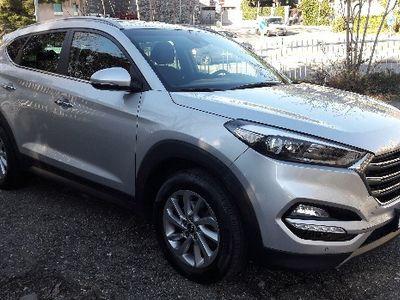 gebraucht Hyundai Tucson 2.0 crd 4wd auto