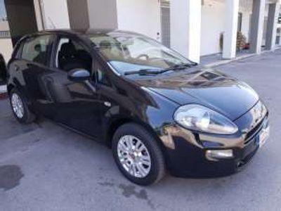 usata Fiat Punto 1.2 8v 5 porte lounge benz o gpl 04/2014 km 45000! benzina