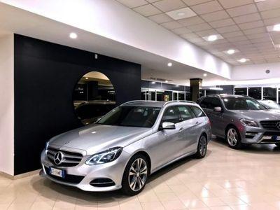 usado Mercedes E250 CDI S.W. 4Matic Premium ITALIA/7GTRONIC/STRAFULL