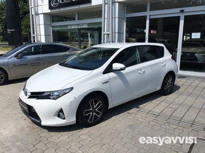 usata Toyota Auris 1.8 hybrid active plus elettrica/benzina