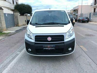 usata Fiat Scudo 2.0 MJT/130 PL-TN Furgone 12q. Comfort