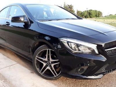 usata Mercedes CLA200 1.8 CDI 136 CV 2015