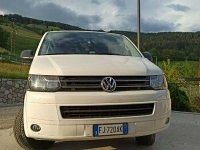 usata VW Multivan T5