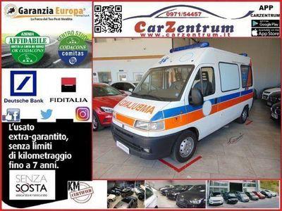 gebraucht Fiat Ducato 10 2.8 diesel PC Ambulanza
