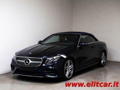 usata Mercedes E220 Cabrio Premium Auto