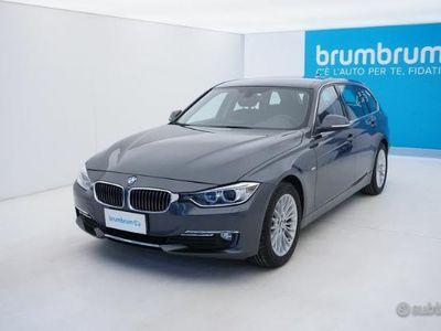 usata BMW 320 Touring Luxury Automatico 190cv