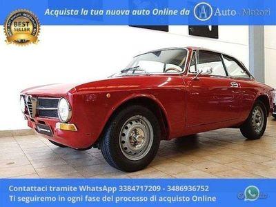 usata Alfa Romeo GT Junior GTrestaurata-Rosso Alfa targhe