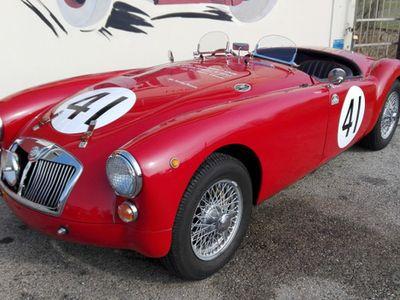 usata MG 1600 A Roadster ccanno 1959