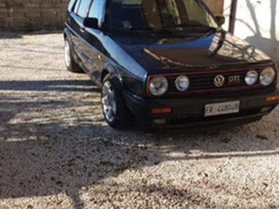 usata VW Golf II Golf 1800 16V 5 porte GTI